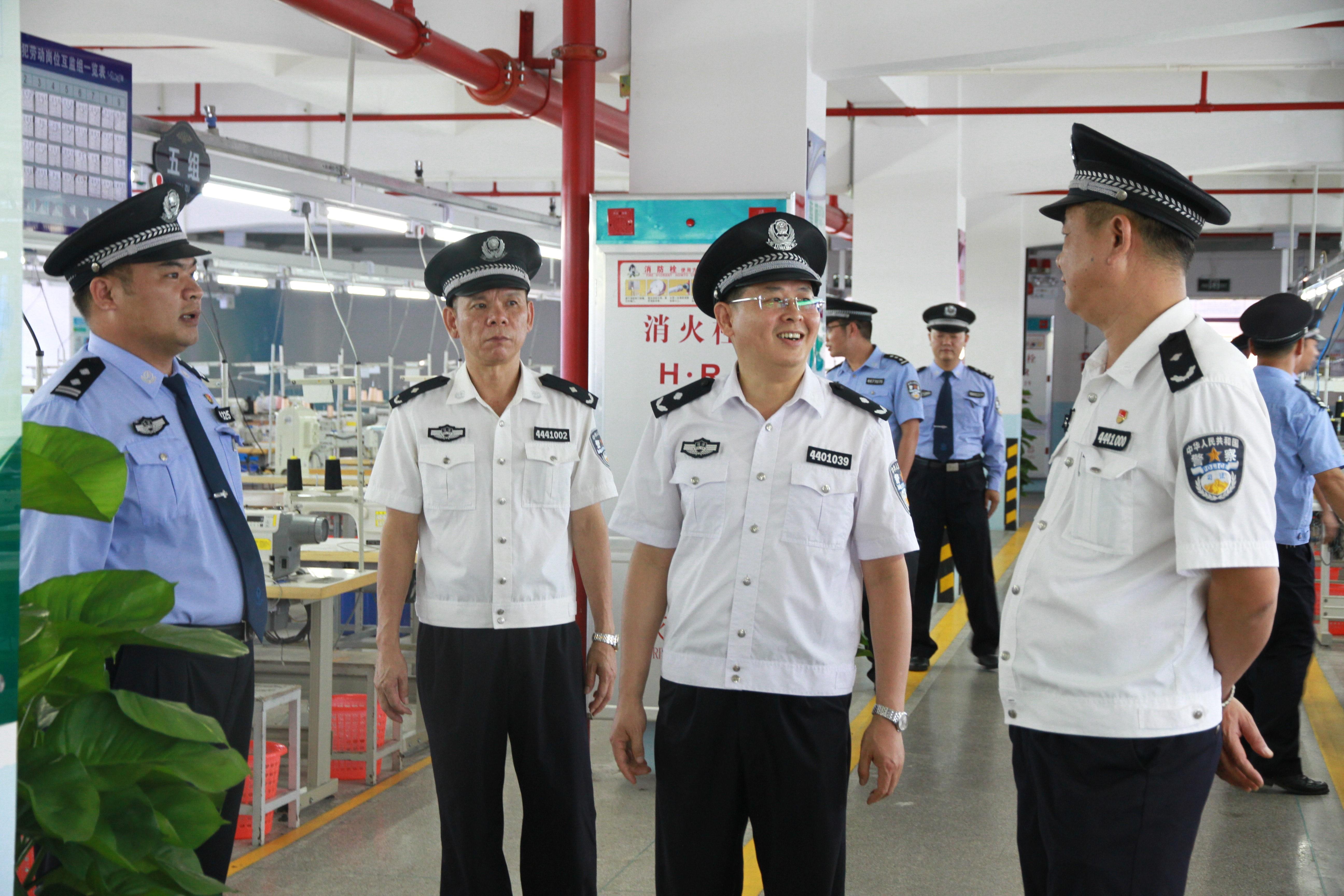 """省局创建办到阳春监狱开展创建""""回头看""""工作"""